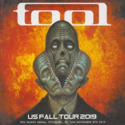 Tool - US Fall Tour 2019 - Double CD Album Digipack - Alternative Rock