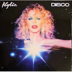 Kylie Minogue ‎– Disco - LP Vinyl Album - Disco Dance Pop