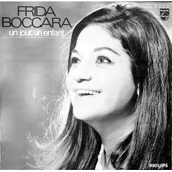 Frida Boccara – Un Jour, Un Enfant - LP Vinyl Album - Eurovision 1969 - Chanson Française