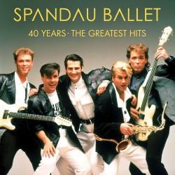 Spandau Ballet - 40 Years The Greatest Hits - Double LP Vinyl - Pop Music 80's
