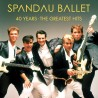 Spandau Ballet - 40 Years The Greatest Hits - Double LP Vinyl - Pop Music 80's