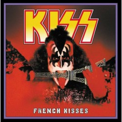 Kiss ‎- French Kisses - Double CD Album Digipack - Heavy Metal
