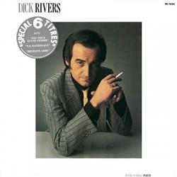 Dick Rivers – Rock 'n' Roll Poète - LP Vinyl Album - Chanson Française