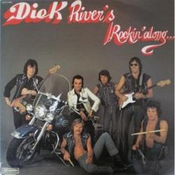 Dick Rivers – Rockin' Along - LP Vinyl Album - Rock'n Roll