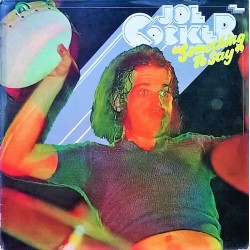 Joe Cocker - Something To Say - LP Vinyl Album - Soul Blues