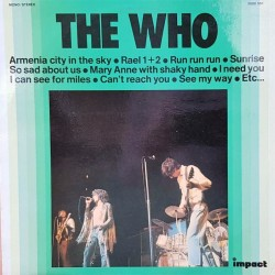 The Who – The Who - Compilation Impact - Rock Music