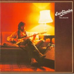 Eric Clapton - Backless - LP Vinyl Album Gatefold - Blues Rock
