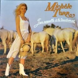 Michèle Torr - J'en Appelle À La Tendresse - LP Vinyl Album - Chanson Française