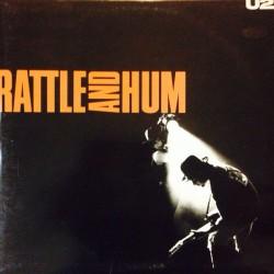 U2 – Rattle And Hum - Double LP Vinyl Album - Alternative Rock