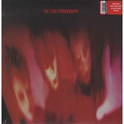 The Cure ‎– Pornography - LP Vinyl Album Coloured - New Wave