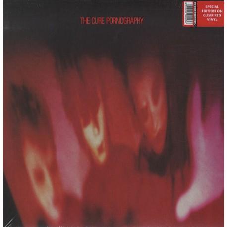 The Cure – Pornography - LP Vinyl Album Coloured - New Wave