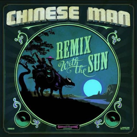 Chinese Man – Remix With The Sun - CD Album Digipack - Electronic Dub Trip Hop