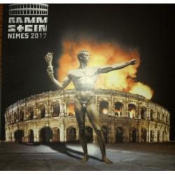 Rammstein – Live at Les Arènes de Nîmes 2017 - Double CD Album Digipack - Industrial Rock
