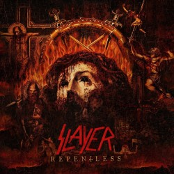 Slayer ‎– Repentless - CD Album + DVD - Limited Edition - Thrash Metal