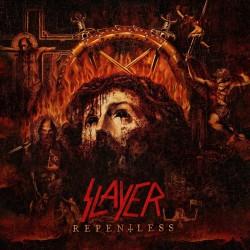 Slayer – Repentless - CD Album + DVD - Limited Edition - Thrash Metal