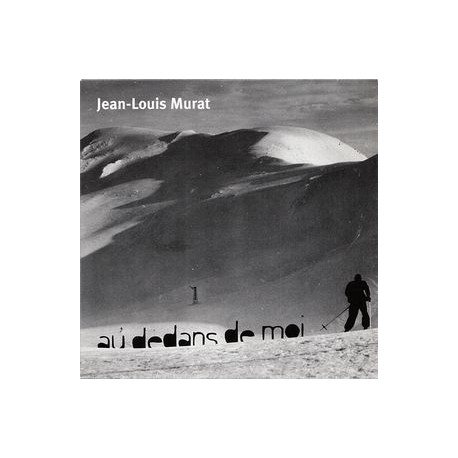 Jean Louis Murat - Au Dedans De Moi - CD Single Promo