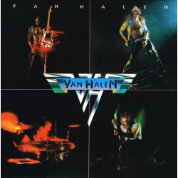 Van Halen – 1st LP Van Halen - LP Vinyl Album - Hard Rock