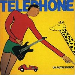 Telephone - Un Autre Monde - LP Vinyl Album - Rock Français
