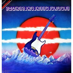 Deep Purple – Shades Of Deep Purple - LP Vinyl Album - Hard Rock