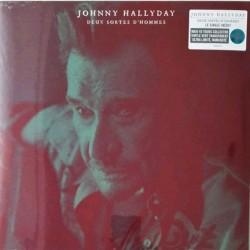 Johnny Hallyday – Deux Sortes D'hommes - 3 Maxi Vinyl - Coloured - French Songs