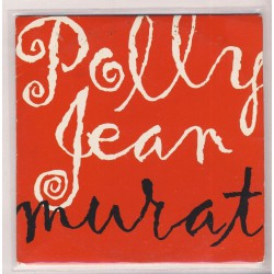 Jean Louis Murat - Polly Jean - CD Single Promo