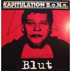 Kapitulation B.o.N.n. - Blut - LP Vinyl Album - Coloured Red - Punk Rock