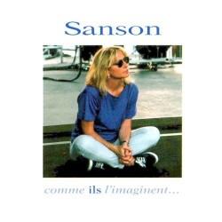Véronique Sanson - Comme Ils L'imaginent... - Double LP Vinyl Album - Variété Française