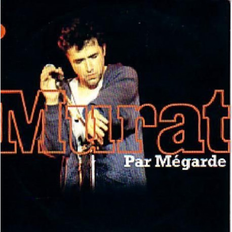 Jean Louis Murat - Par Mégarde - CD Single 2 Tracks