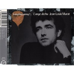 Jean Louis Murat - Is Anything Wrong?... L'Ange Déchu - CD Maxi Single