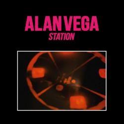 Alan Vega – Station - Double LP Vinyl Album - Industrial Electronic