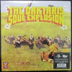 The Daktaris - Soul Explosion - LP Vinyl Album + MP3 - Afrobeat Soul