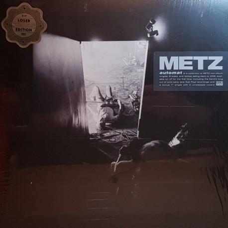 Metz - Automat - LP Vinyl Album Coloured + 7 inches - Punk Noïse