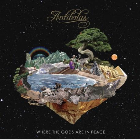 Antibalas – Where The Gods Are In Peace - LP Vinyl Album - Afrobeat Jazz Funk