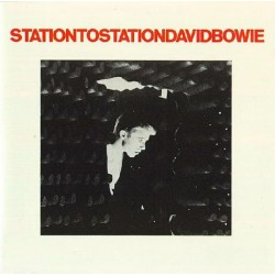 David Bowie - Station To Station 45th Anniversary Edition - Coloured Edition - Glam Rock