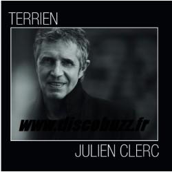 Julien Clerc - Terrien - LP Vinyl Album - Variété Française