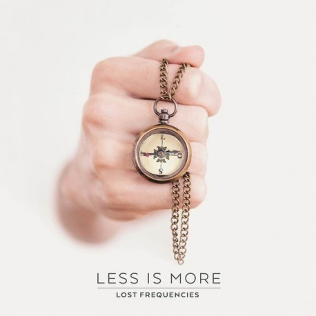 Lost Frequencies – Less Is More - CDr Album Promo - Electronic House