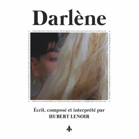 Hubert Lenoir – Darlène - CD Album - Pop Songs