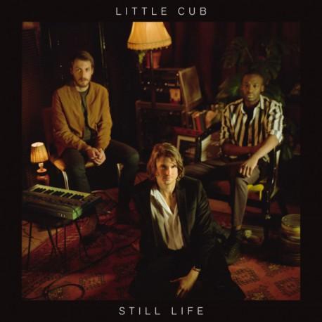 Little Cub – Still Life - CD Album Promo - Indie Rock