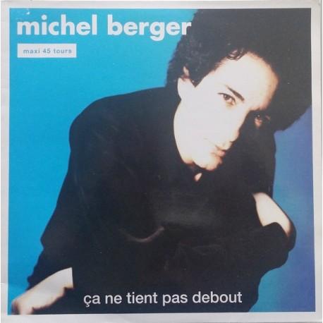 Michel Berger - Ça Ne Tient Pas Debout - Maxi Vinyl 12 inches - Variété Française