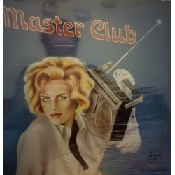 Master Club - Compilation - LP Vinyl Album - Italo Disco