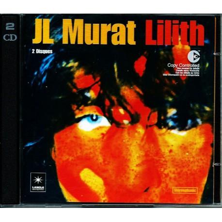 Jean Louis Murat - Lilith - Double CD Album