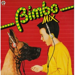 Bimbo Mix - Mixed Compilation - LP Vinyl Album - Italo Disco