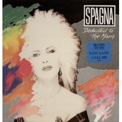 Ivana Spagna - Dedicated To The Moon - LP Vinyl Album - Italo Disco