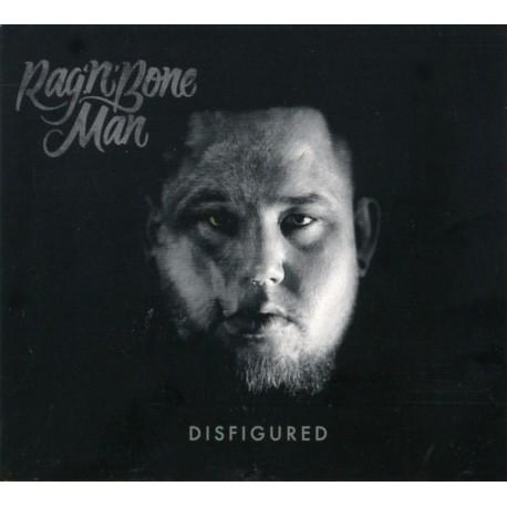 Rag'n'Bone Man – Disfigured - CD Maxi EP - Blues Rock