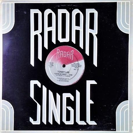 Toney Lee – Love So Deep - Maxi Vinyl 12 inches - Funk Soul Music