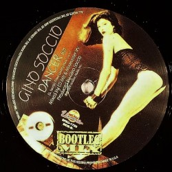 Frankie Smith / Gino Soccio ‎– Double Dutch Bus / Dancer - Maxi Vinyl 12 inches - Italo Disco