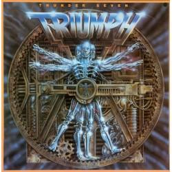 Triumph - Thunder Seven - LP Vinyl Album - Hard Rock
