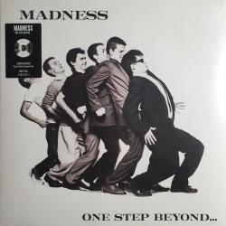 Madness – One Step Beyond - LP Vinyl Album Coloured Black and White - Ska