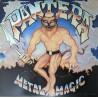 Pantera – Metal Magic - LP Vinyl Album - Hard Rock Heavy Metal