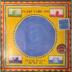 Talking Heads – Speaking In Tongues - LP Vinyl Album Coloured Blue - New Wave
